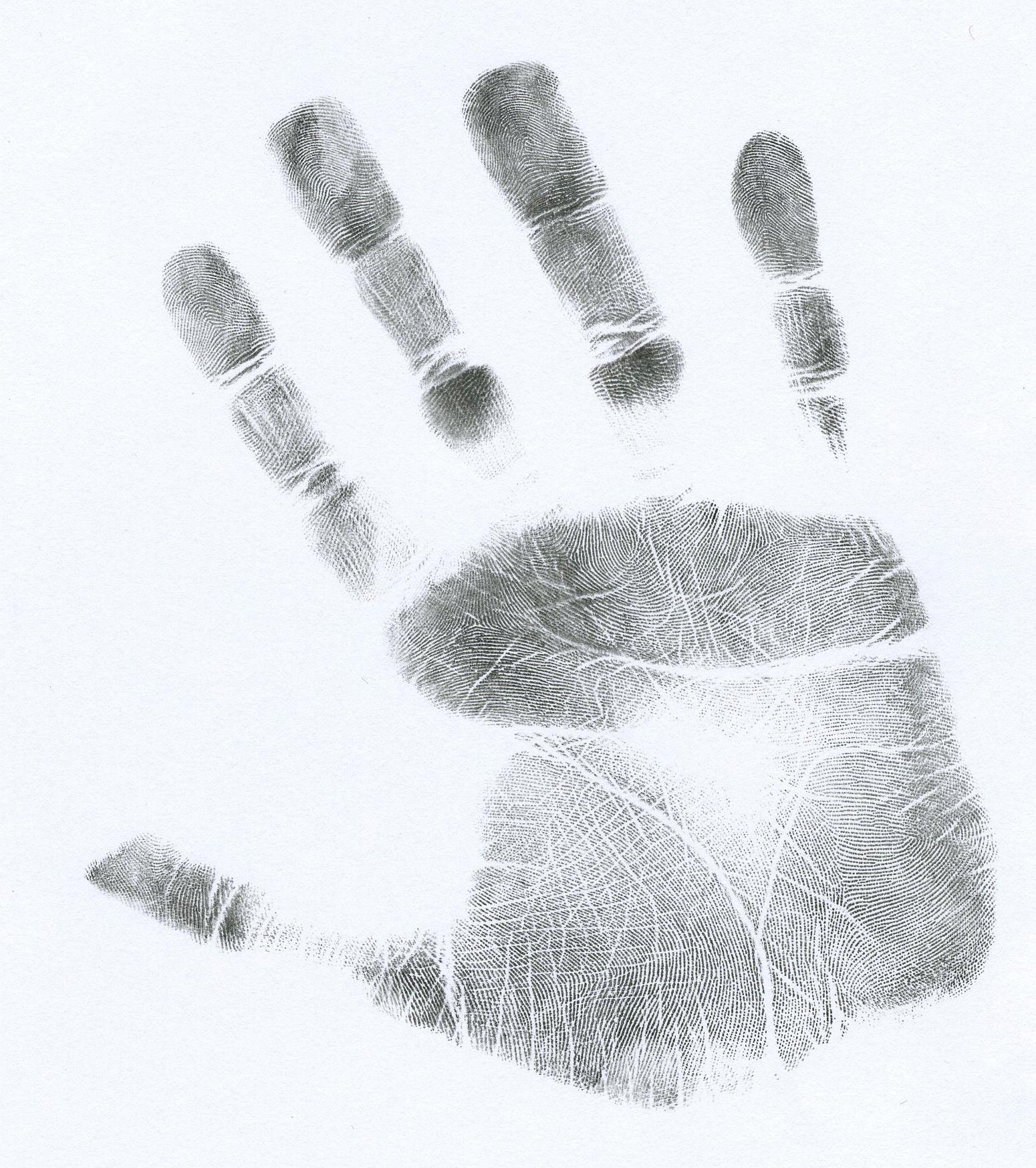hand print hand - photo #39
