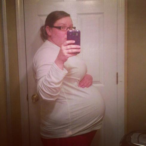 Last Saturday pregnant